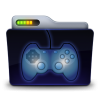 Games folder icon by zeaig-d3e0nvc 1